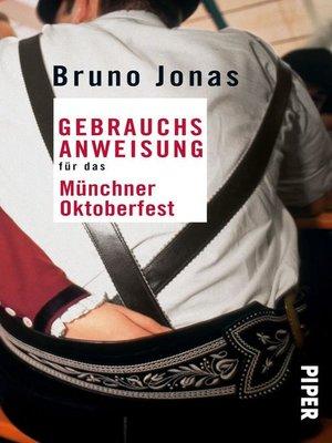 cover image of Gebrauchsanweisung für das Münchner Oktoberfest