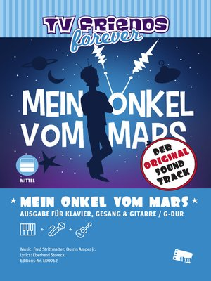 cover image of Mein Onkel vom Mars