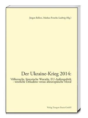 cover image of Der Ukraine-Krieg 2014