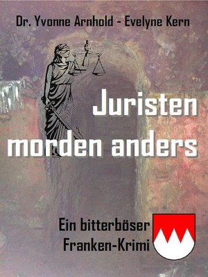 cover image of Juristen morden anders