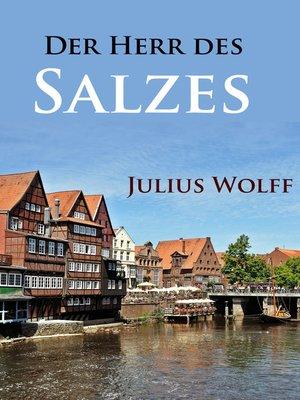 cover image of Der Herr des Salzes