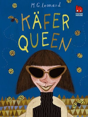 cover image of Käfer-Queen (Die Käfer-Saga 2)