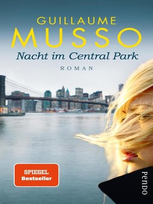 cover image of Nacht im Central Park