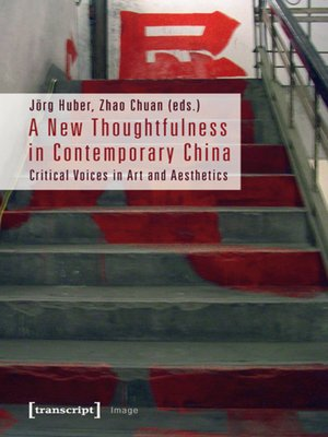 cover image of A New Thoughtfulness in Contemporary China