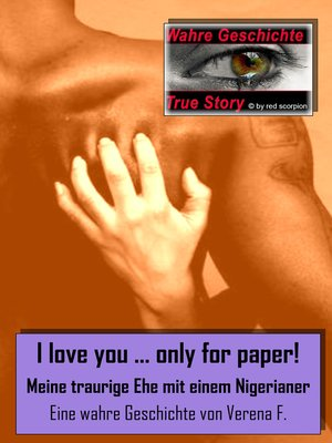 cover image of I love you....only for paper!
