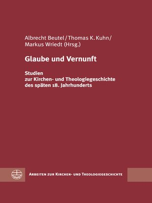 cover image of Glaube und Vernunft