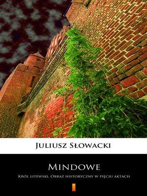 cover image of Mindowe