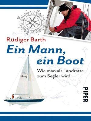 cover image of Ein Mann, ein Boot