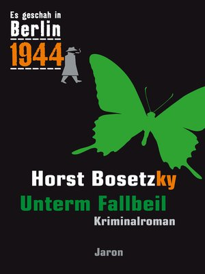 cover image of Unterm Fallbeil