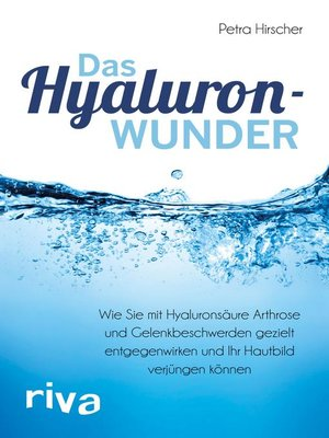 cover image of Das Hyaluronwunder
