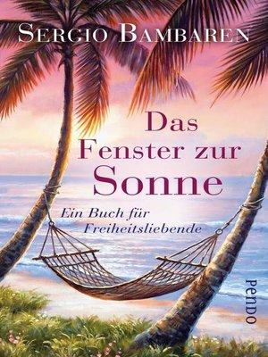 cover image of Das Fenster zur Sonne