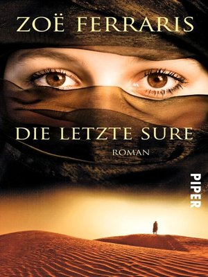cover image of Die letzte Sure