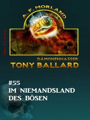 cover image of Tony Ballard #55