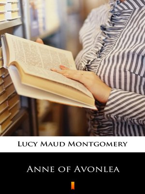 cover image of Anne of Avonlea
