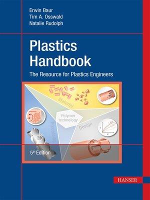 cover image of Plastics Handbook