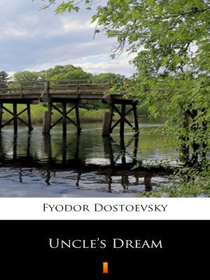 cover image of Uncle's Dream