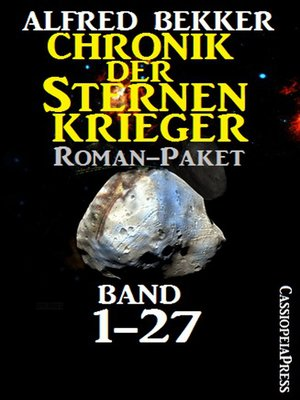 cover image of Chronik der Sternenkrieger, Roman-Paket