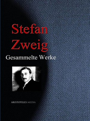 cover image of Stefan Zweig