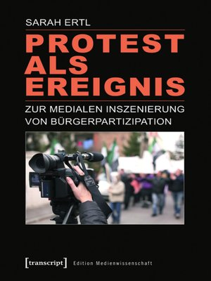 cover image of Protest als Ereignis