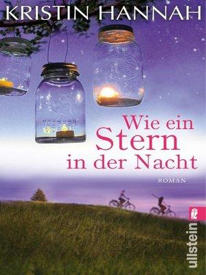 cover image of Wie ein Stern in der Nacht