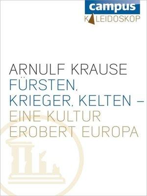 cover image of Fürsten, Krieger, Kelten