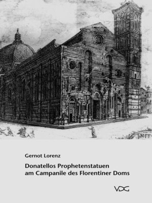 cover image of Donatellos Prophetenstatuen am Campanile des Florentiner Doms