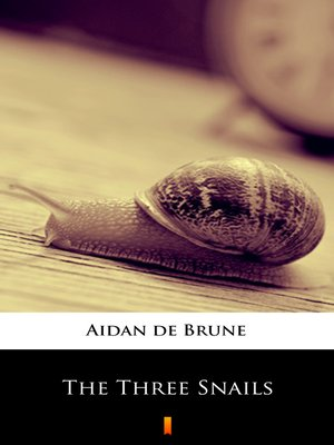 cover image of The Three Snails