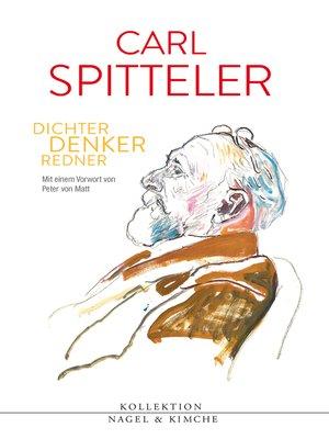 cover image of Carl Spitteler