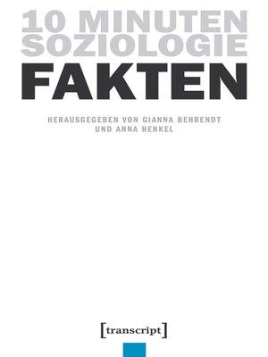 cover image of Serie 10 Minuten Soziologie, Buch 2