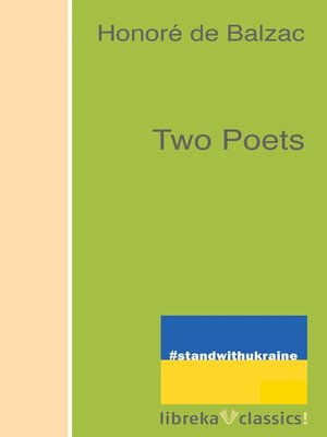 cover image of Two Poets