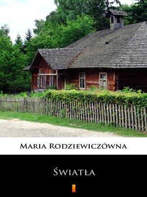 cover image of Światła