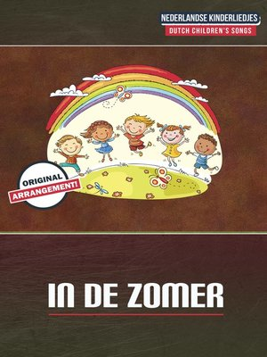cover image of In De Zomer