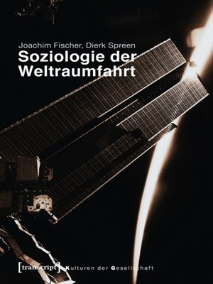 cover image of Soziologie der Weltraumfahrt
