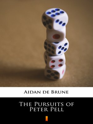 cover image of The Pursuits of Peter Pell