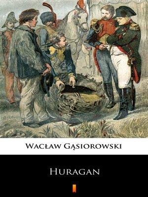 cover image of Huragan