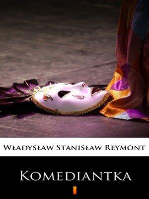 cover image of Komediantka