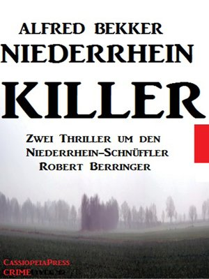cover image of Niederrhein-Killer (Thriller)
