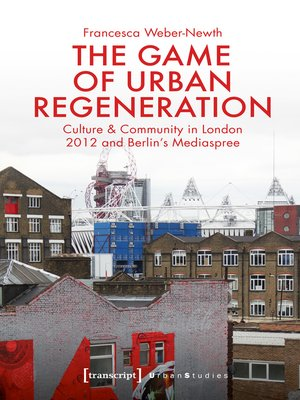 cover image of The Game of Urban Regeneration