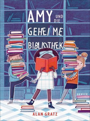 cover image of Amy und die geheime Bibliothek