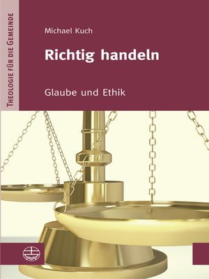 cover image of Richtig handeln