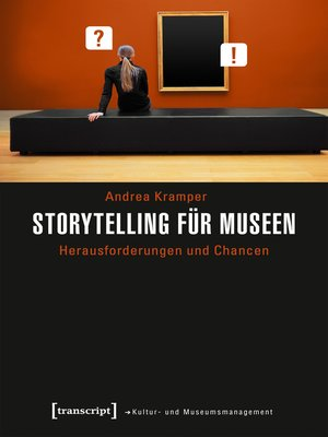 cover image of Storytelling für Museen