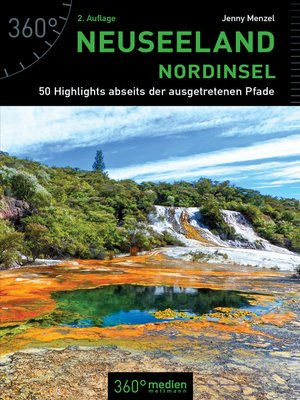 cover image of Neuseeland Nordinsel 2. Auflage