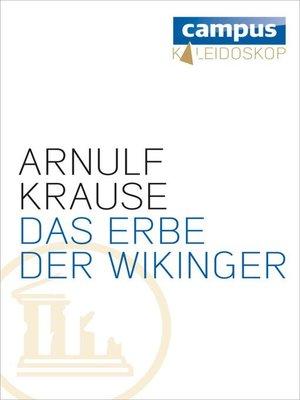 cover image of Die Erben der Wikinger