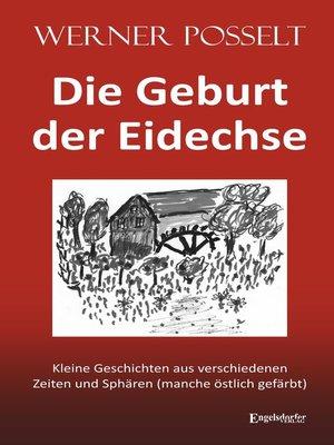 cover image of Die Geburt der Eidechse