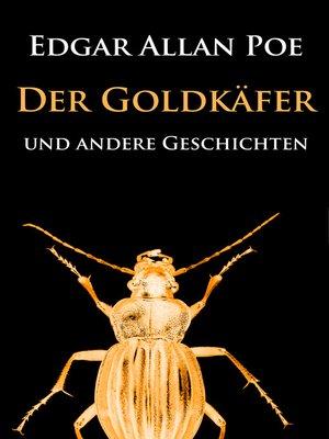 cover image of Der Goldkäfer