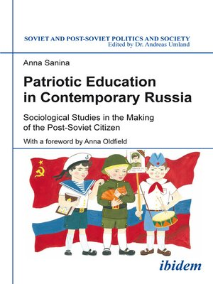cover image of Patriotic Education in Contemporary Russia