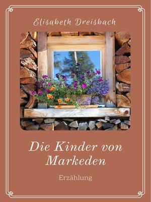 cover image of Die Kinder von Markeden
