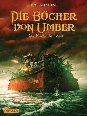 cover image of Die Bücher von Umber 3