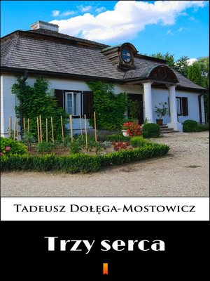 cover image of Trzy serca