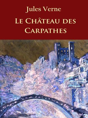 cover image of Le Château des Carpathes